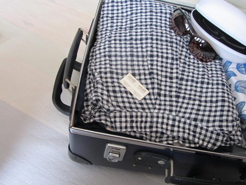 さぁ、旅の支度だ!なんてときは、最後に荷物と一緒にポンと!スーツケースを開けると漂う芳香で、現地での気持ちもさらにウキウキしそう