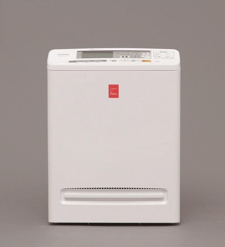 PM2.5対応空気清浄機 モニター付