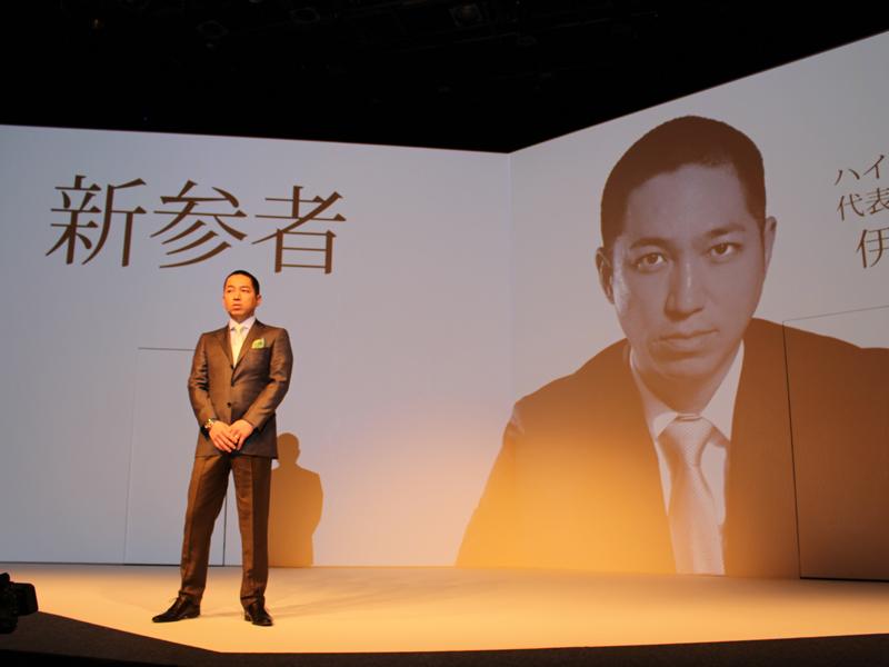 自らを家電業界の新参者とするハイアールアジア 代表取締役社長兼CEOの伊藤嘉明氏