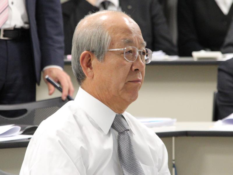 アイリスオーヤマ、会長の大山健太郎氏