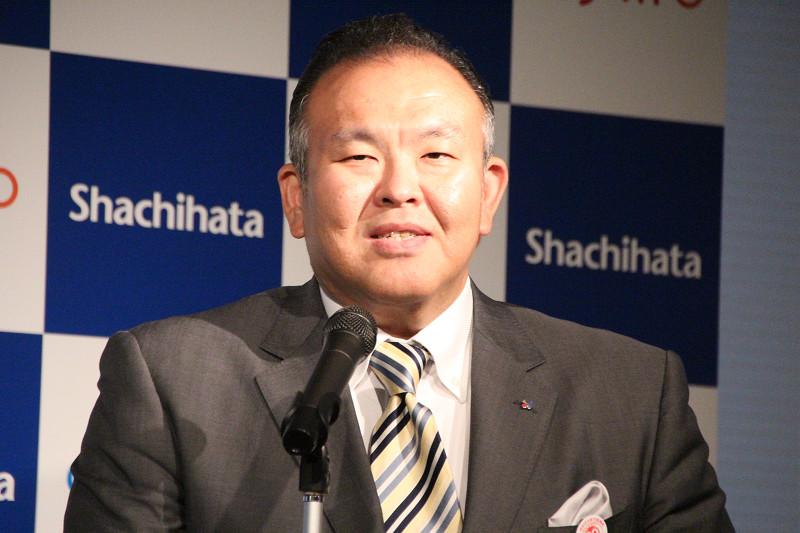 シヤチハタ 代表取締役社長・舟橋正剛氏