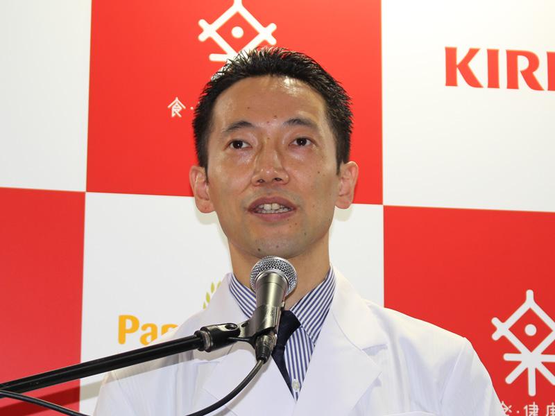 一般社団法人 食・楽・健康協会 山田悟理事長