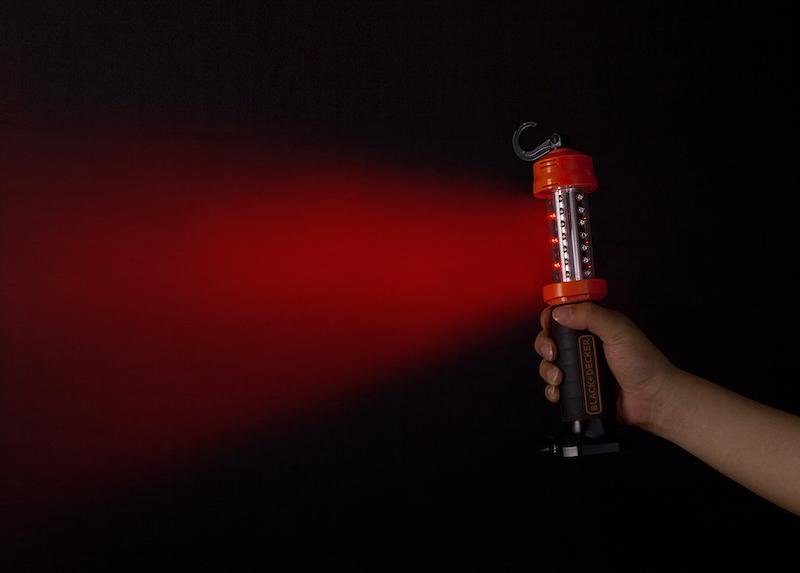 赤色ハザード/非常用ブザー