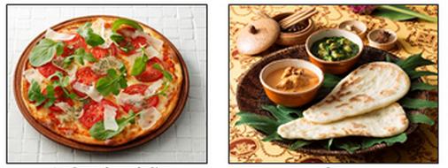 ピザやナンなどの生地が約8分で作れる