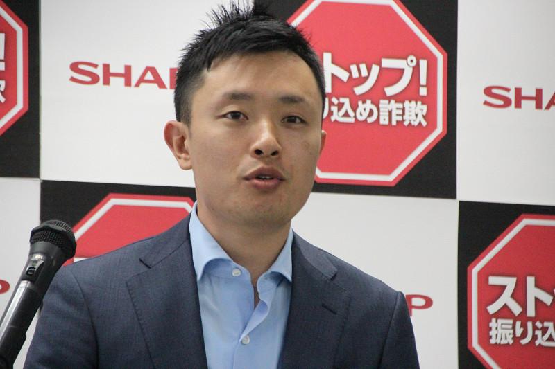 トビラシステムズ 代表取締役社長 明田 篤氏