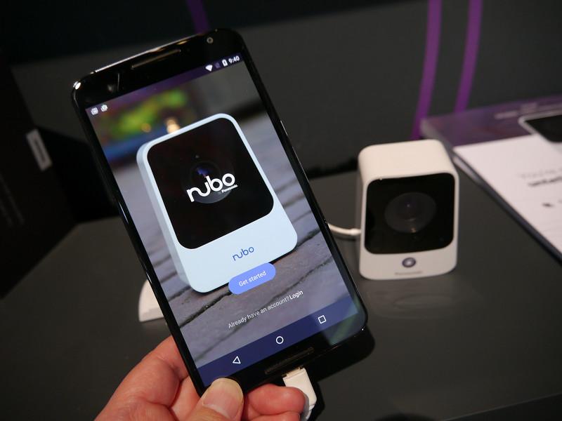 4G LTE網などを利用して、監視カメラで撮影した映像をスマートフォンで確認できるセキュリティサービス
