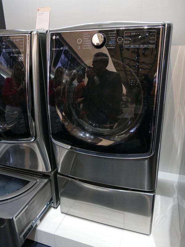 乾燥工程は、別の乾燥機を使う