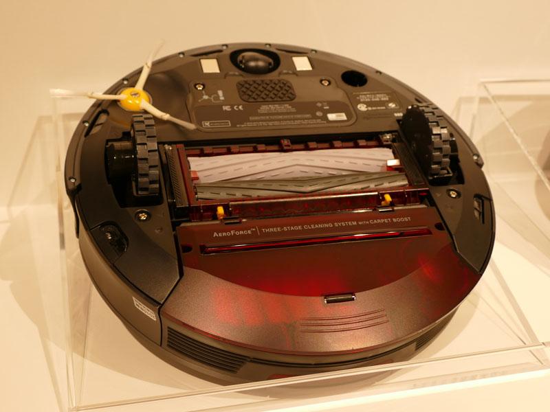 """""""ルンバ史上最高の性能""""という触れ込みで発売される「ルンバ980」"""