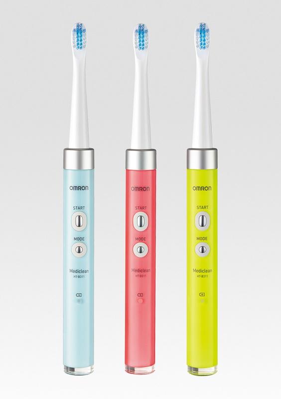 カラフルな「HT-B311」。ブルー、ピンク、レモンの3色を用意
