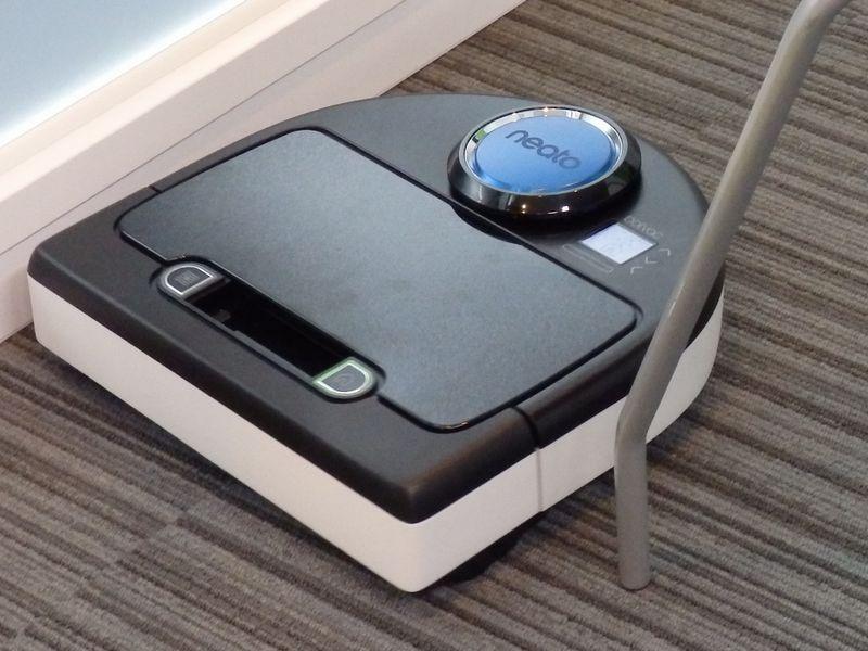ネイト ロボティクス社のロボット掃除機Botvacシリーズの新モデル「ネイト Botvac」D8500