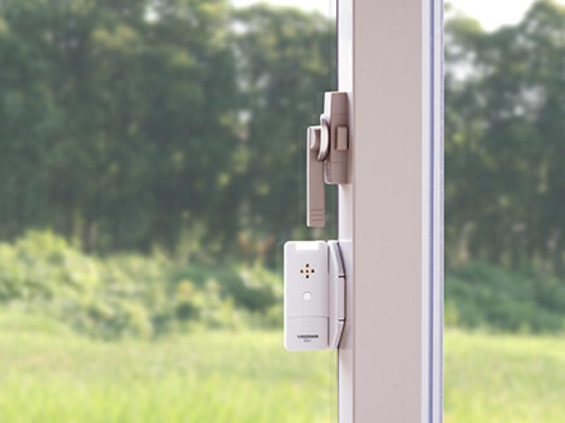 薄型窓アラーム衝撃開放センサー窓ロック