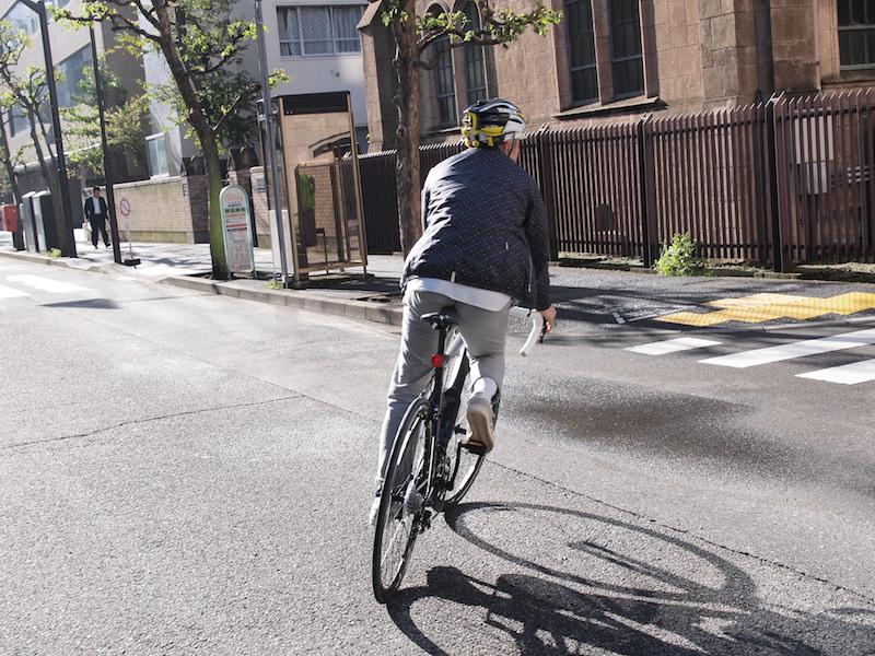 風を切って走る爽快感が誰にでも味わえる自転車