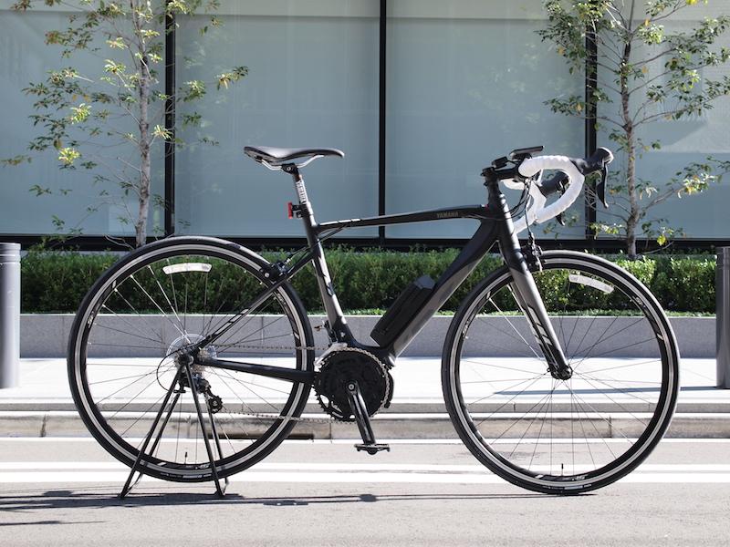 ロードレーサータイプの電動アシスト自転車、ヤマハ「YPJ−R」