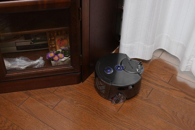 ダイソン360eye ロボット掃除機