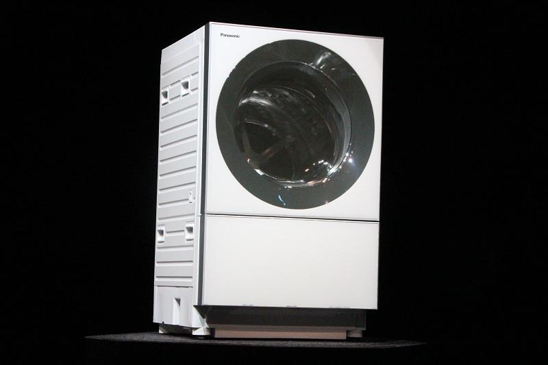 ななめドラム洗濯機「Cuble」