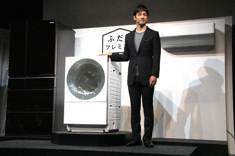Cubleのほか、エアコンと冷蔵庫を「ふだんプレミアム」のコンセプト製品に位置づける