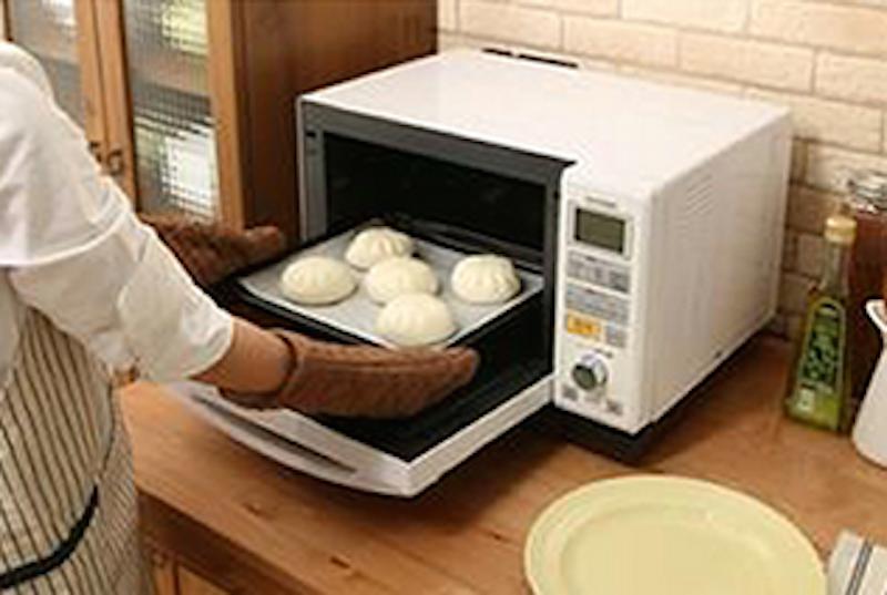 火加減が難しい「茶碗蒸し」も自動メニューで作れる
