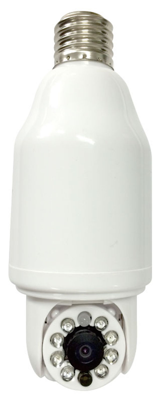 電球型ライブカメラ「iBULB SCOPE(アイバルブスコープ)」