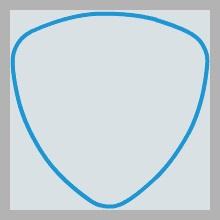 このように車幅いっぱいの袋小路に入っても、向きを360度変えられるのがルーローの三角形(原図はパナソニックのウェブサイトより)