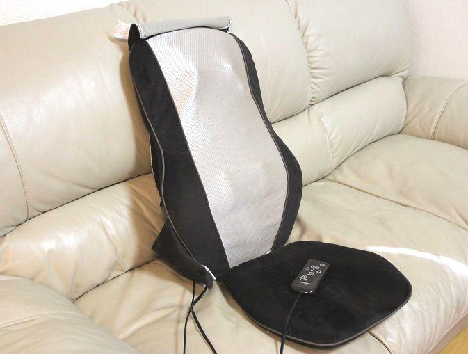 ソファに置く場合は固定ベルトを使う必要はない