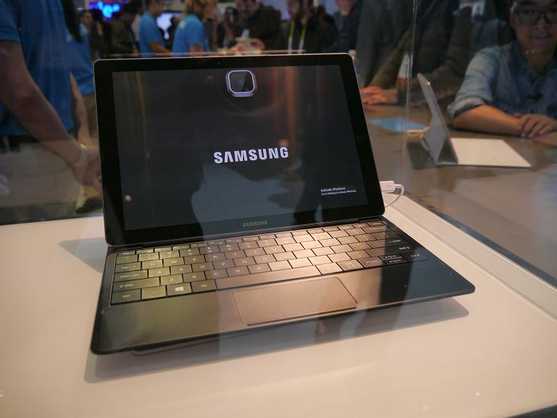 新たに発表したGalaxy Tab Pro S