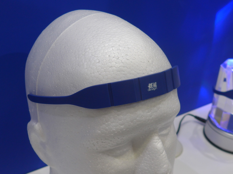 リアルデザインの高精度体動補足センサー「duranta MOTION」(参考出品)