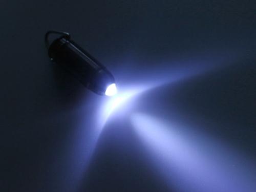 明るさは15lm