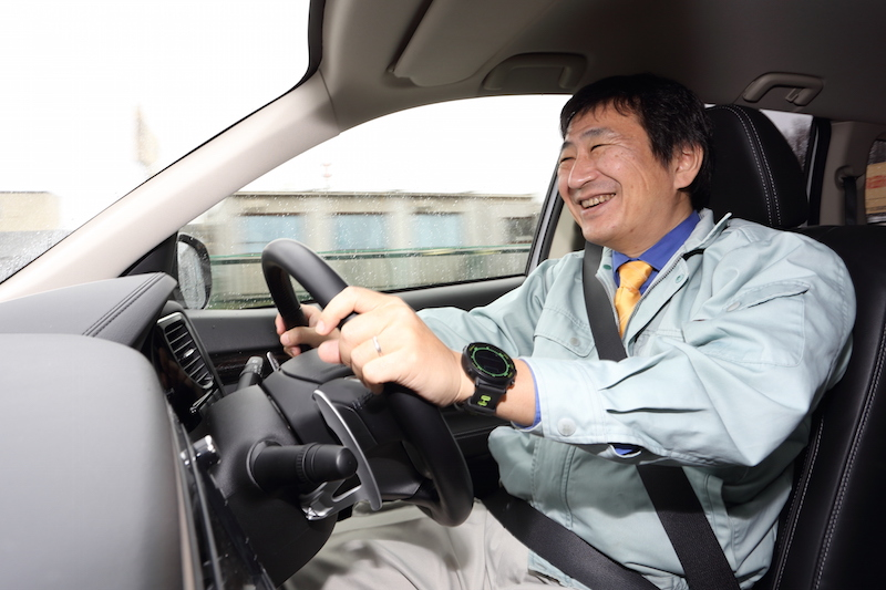 運転好きはハンドルをはなしたくない楽しさ