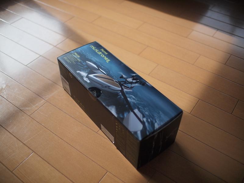 「ミニドローン ハイドロフォイル」のパッケージ