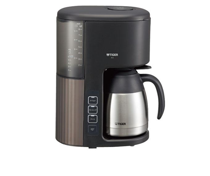 コーヒーメーカー(真空ステンレスサーバータイプ) ACE-S080