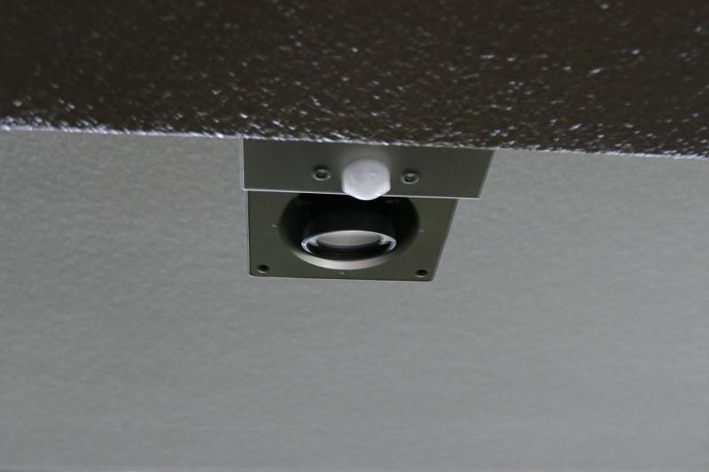 センサーの有効距離は約3mで、有効角度は横方向90度、縦方向約60度