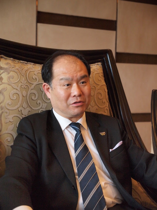 パナソニック チャイナ アプライアンス中国の代表、山内政直総経理
