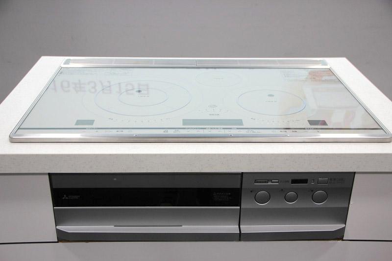 三菱電機ホーム機器「びっくリングIH」シリーズ
