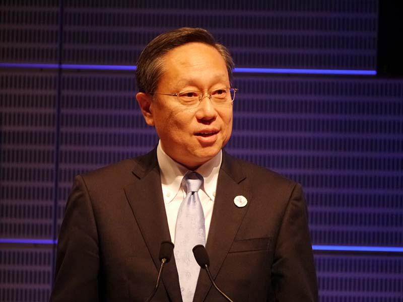JXエネルギー 取締役常務執行役員 新エネルギーカンパニー・プレジデント 西島弘也氏