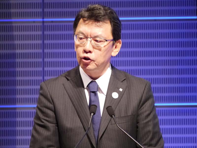 ユニー吉田譲常務取締役