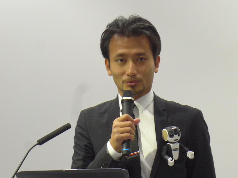 ロボットクリエイター・高橋智隆氏