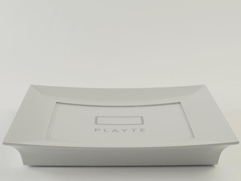スマート IOT 皿「PLAY-TE(プレイティ)」