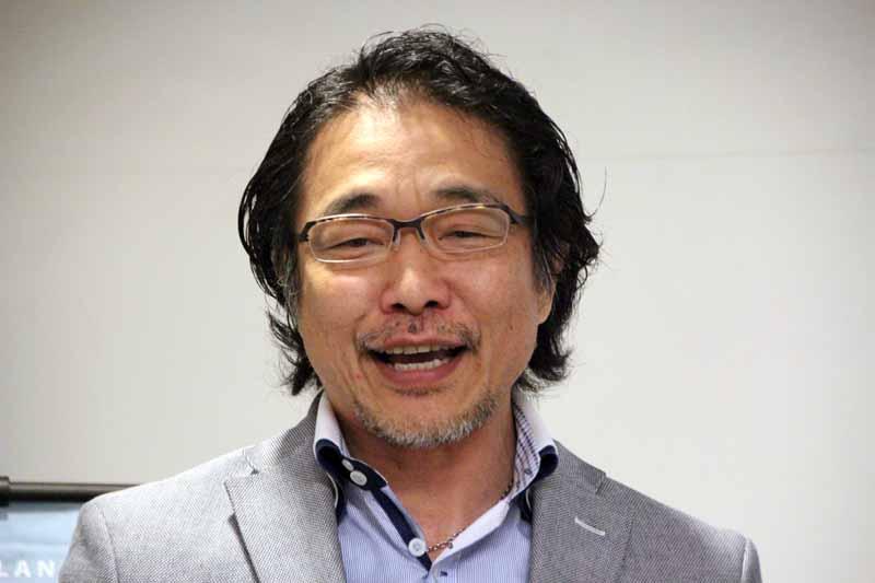 ポラール・エレクトロ・ジャパン 代表取締役 園部 英夫氏