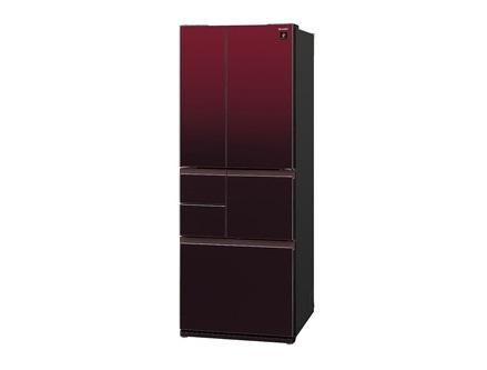 停電モードを搭載した「プラズマクラスター冷蔵庫 JH-DT55B」
