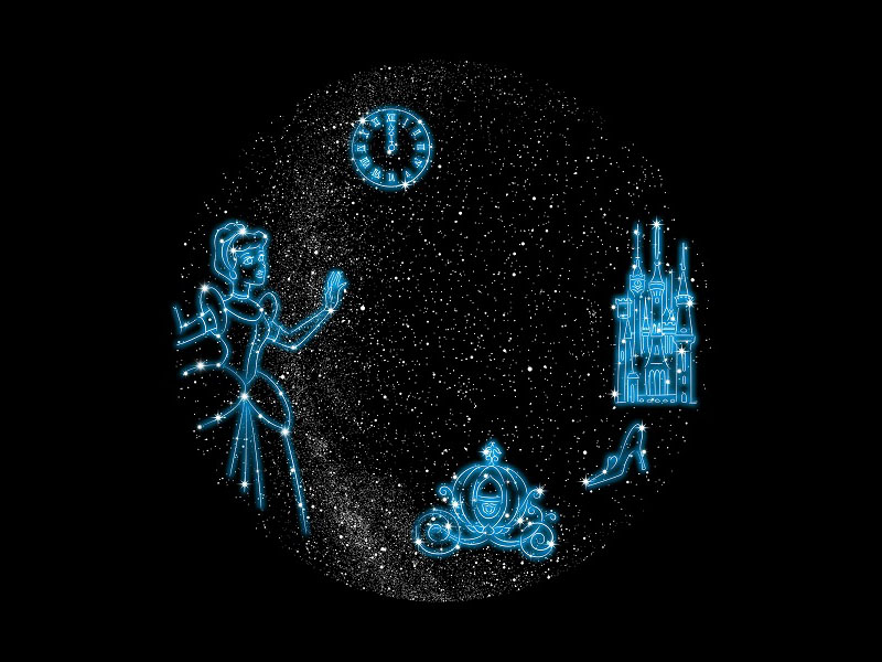 シンデレラ(C)Disney