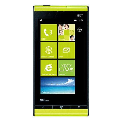 "<a href=""http://time-space.kddi.com/ketaizukan/index.html#topics-2011"" class=""n"" target=""_blank"">Windows Phone IS12T(2011年8月発売)</a>"