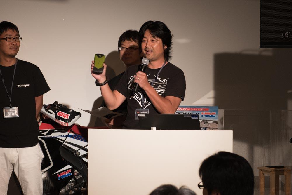 デザインプロデューサーの小牟田氏
