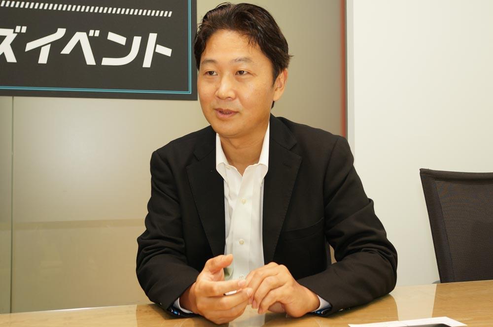 KDDIの渡辺氏