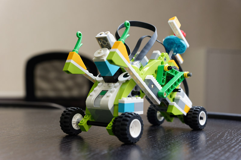 子供のプログラミングの学習に最適な「レゴ WeDo 2.0 for home by アフレル」