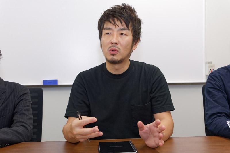 富士通デザインの吉橋健太朗氏