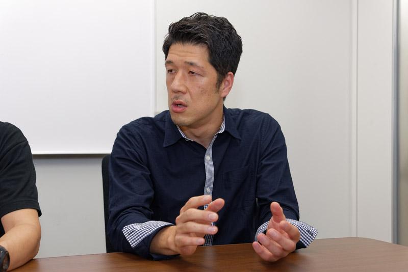 富士通デザインの渡辺剛士氏