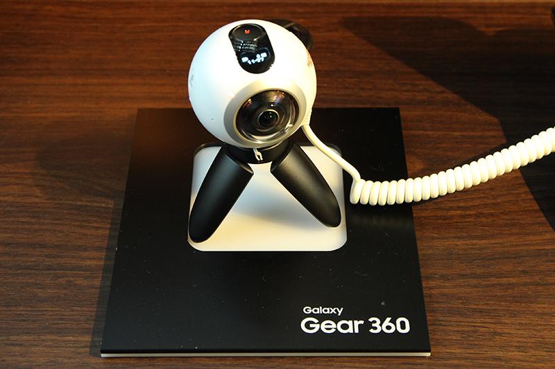 「Gear 360」