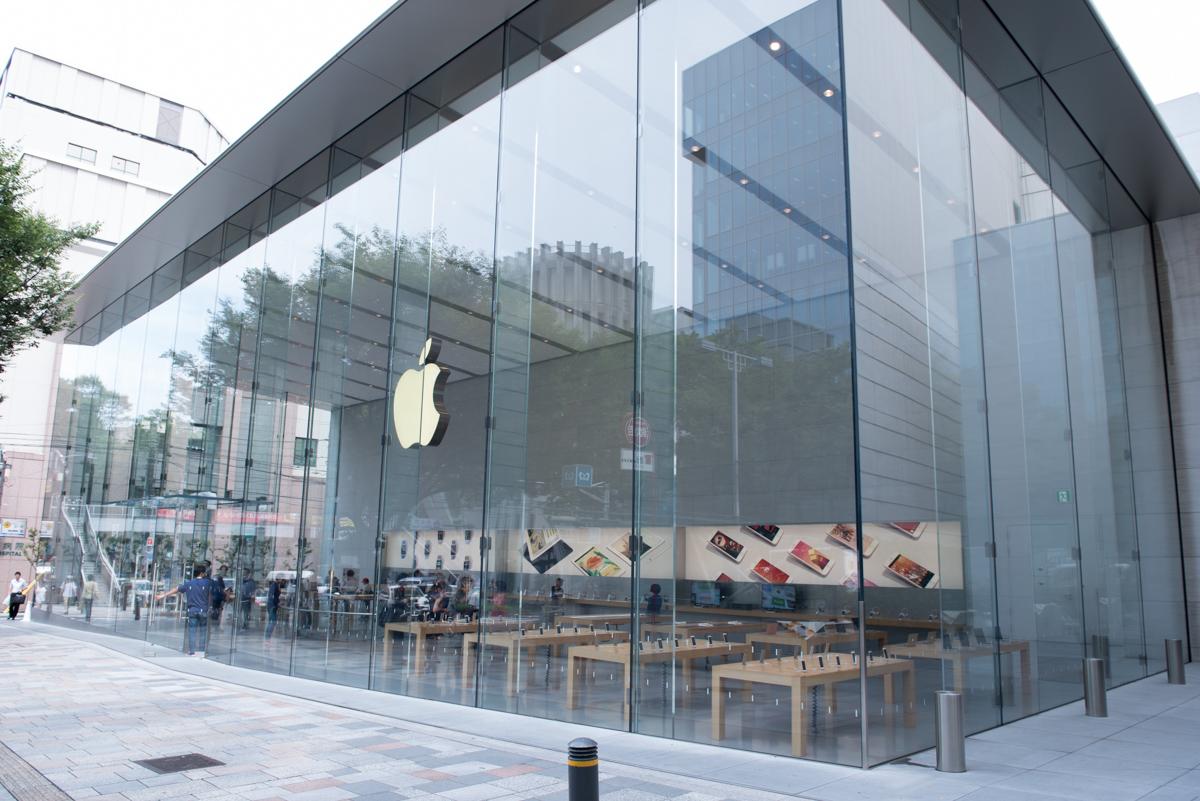 「Apple 表参道」