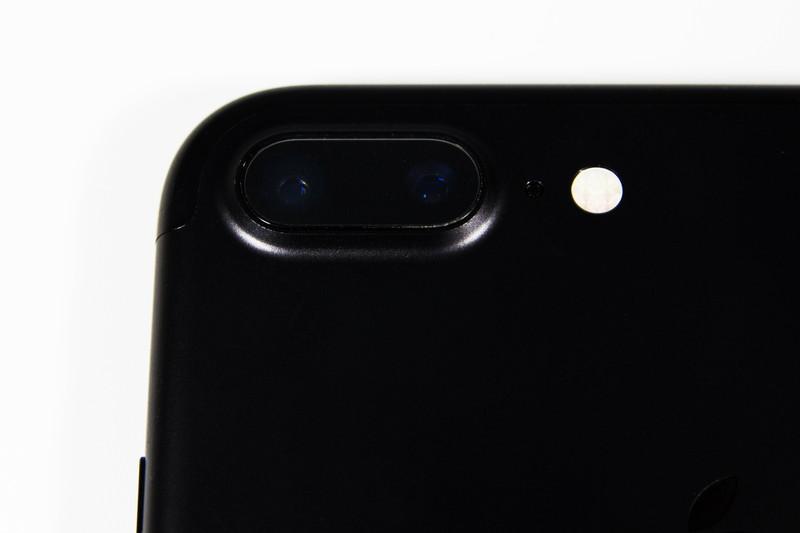 iPhone 7 Plusのカメラ周り