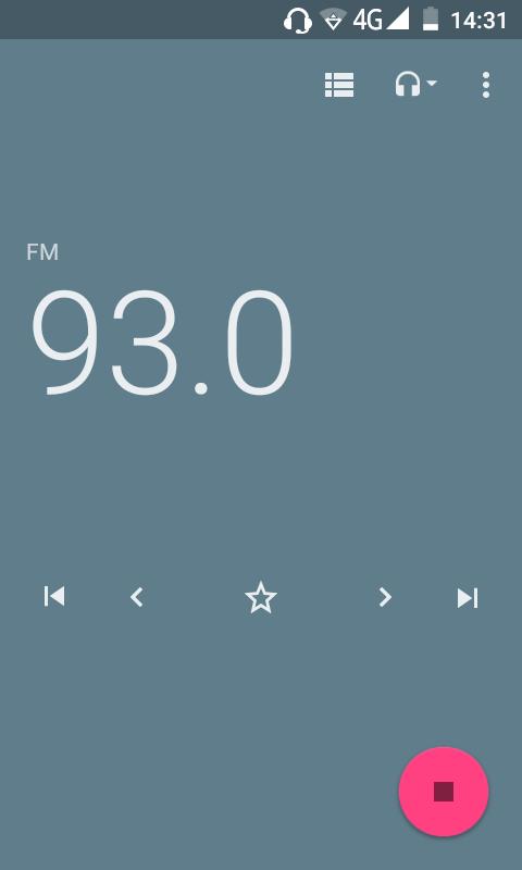 FMラジオを搭載